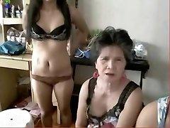 Webcam ile çılgın ev Yapımı klibi, Japon sahneleri