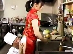 Nailing in chinese_restaurant