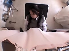 Innocent Jap teen fingered during medical check-up