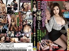 Finest Japanese slut Marina Aoyama in Kinky cunnilingus, gangbang JAV video