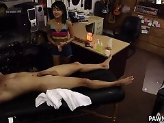Asian Massage with a Blessed Ending - XXX Pawn
