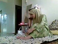 Malayo par de cinta de sexo casero