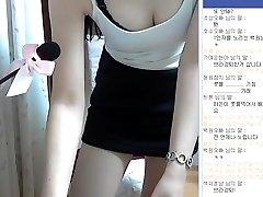 Korean girl super cute and ideal body show Web Cam Vol.01