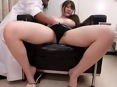 Insatiable Japanese woman Momoka Nishina in Fabulous Medical JAV movie