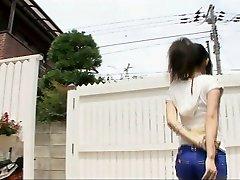Spielen schmutzig mit sexy Yui Komine