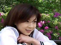 Infermiera vestito vestiti sexy ragazza Giapponese Aki Hoshino