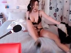 Squeak! Live chat Masturbation! Erotic chat Part.1 micelles - Korean Hen Breasty Angels