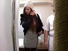 Japanese girl Squirts After Massage