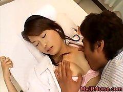 Emiri Aoi Sizzling Japanese nurse 1 by MyJPnurse