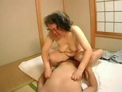 Japanese Grandmothers 60+