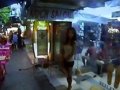 Thai Lány Seggét Szar