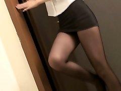 Azjatycki Glamour - piękne młode dziewczyny w seksownych strojach B8