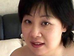 44yr starih Debel Busty Japonski Mamo Hrepeni Prišlo (Necenzurirano)