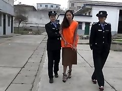 chinese chick at jail part3