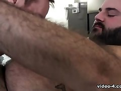 Enzo Ferrari and Sam Dark-hued - BearFilms