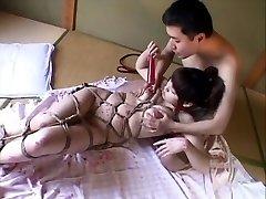 Exotic Japanese slut Ryo Hoshi, Shizuku Tsukino, Mami Gotoh in Incredible Couple, Large Mounds JAV pin