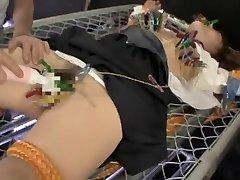 Mischievous Japanese model in Exotic Playthings, BDSM JAV video