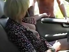pretty Ladyboys  sucks and fucks outdoors