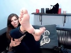 audreyorchid flash soles on lj from Camshoots