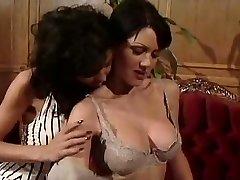 Jeanna Fine and Anna Malle Lesbian Scene