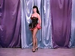 Antique Stripper Film - B Page Teaserama movie two