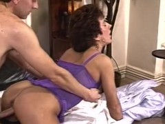 Horny Wife From The Rear Fucked In Sexy Lingerie