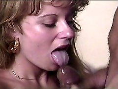 Dark-hued rod for buxom white prostitute