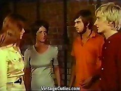 Disastrous Tryouts for Fucking Torrid Teenie Girls (Vintage)