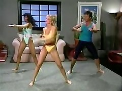 THAT'S THE WAY - vintage workout fitness hardcore vid