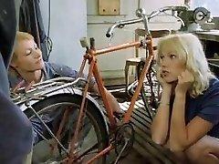 Sechs Schwedinnen אני Pensiona (1979)