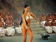 SNAKE DANCE - vintage erotic dance taunt (no bareness)