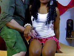 Home Video - Ebony Babe