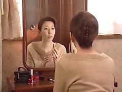 45yr old Japanese Wife Aki Ishika Loves Taboo (Uncensored)