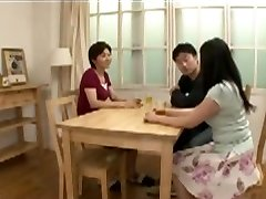 Young wife and a mother in-law scene 1