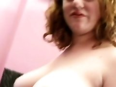 Busty pregnant chick blows and porked by stiff cock