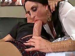 Hot Grannies Deep-throating Dicks Compilation 3