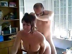 Massalina bitch wife with repairer