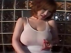 Huge-titted Marina Matsushima - Fetish Queen (full, censored)