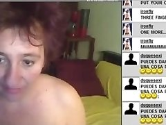 Roumaine Mature Webcam fouettée katja ma