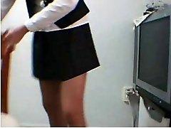 Korean Amateur School Uniform Tease Masturbation