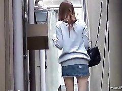 Oriental nymphs visit toilet.18