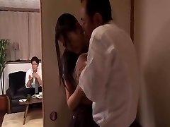 Kocasının Patronu Aslında Mio Kitagawa Kararlı olmaya Devam ediyorum