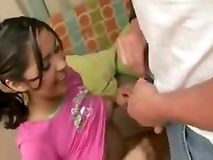 Babysitter pummels daddy while mom is at work