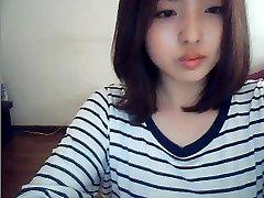 korejsko dekle na web cam