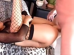 Exotic adult movie star Lucy Lee in horny assfuck, tattoos porn scene