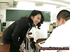 Natsumi kitahara rimming some stud part3