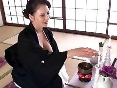 Hermoso Japonés MILF