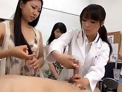 Incredible Japanese slut Airi Hayasaka, Kyouko Maki, Sayo Nakamoto in Horny POV JAV sequence