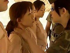 Asian Lesbos Kissing Hot !!