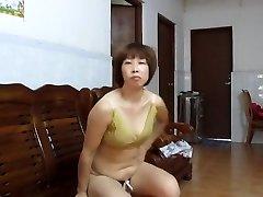 китайские любительские milf показуху